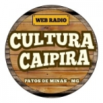 Logo da emissora Rádio Cultura Caipira