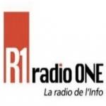 Logo da emissora Radio One R1