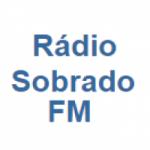 Logo da emissora Rádio Sobrado FM