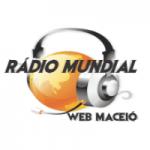 Logo da emissora Rádio Mundial Web Maceió