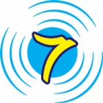Logo da emissora Radio Kanaal 7