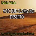 Logo da emissora Rádio Voz que Clama no Deserto