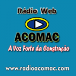 Logo da emissora Rádio Acomac