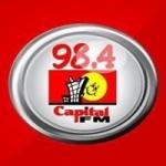 Logo da emissora Radio Capital 98.4 FM