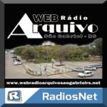Logo da emissora Web Rádio Arquivo São Gabriel RS