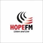 Logo da emissora Radio Hope 93.3 FM