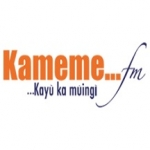 Logo da emissora Radio Kameme 101.1 FM