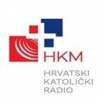 Logo da emissora Hrvatski Katolicki Radio FM