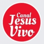 Logo da emissora Webrádio Canal Jesus vivo