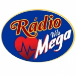 Logo da emissora Rádio Mega