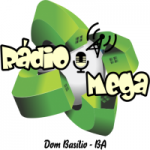 Logo da emissora Radio Mega Sudoeste