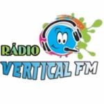 Logo da emissora Rádio Vertical FM