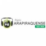 Logo da emissora Arapiraquense FM