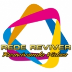 Logo da emissora Rede Reviver Online