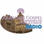Logo da emissora Rádio Araguari Gospel