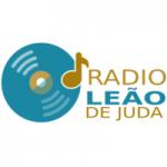 Logo da emissora Rádio Leão de Judá Oficial