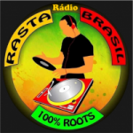 Logo da emissora Rádio Rasta Brasil
