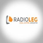 Logo da emissora Rádio Leg
