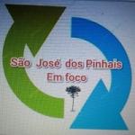 Logo da emissora Rádio São José dos Pinhais em Foco