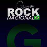 Logo da emissora Rádio Geração Rock Nacional