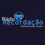 Logo da emissora Rádio Recordação