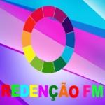 Logo da emissora Rádio Redenção FM