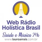 Logo da emissora Web Rádio Holística Brasil