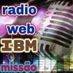 Logo da emissora Rádio Web IBM Missão