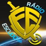 Logo da emissora Rádio Escudo da Fé