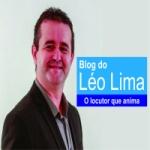 Logo da emissora Web Radio Blog do Léo Lima