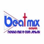 Logo da emissora Rádio Beat Mix Gospel