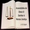 AD o Senhor é a nossa Justiça