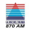 La Voz del Tolima 870 AM