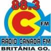 Rádio Canadá 88.3 FM