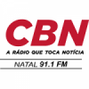 Rádio CBN Natal 91.1 FM