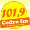 Rádio Cedro 101.9 FM