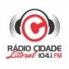 Rádio Cidade Litoral 104.1 FM