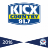 KICX 91.7  CICS-FM 91.7