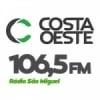 Rádio Costa Oeste São Miguel 106.5 FM