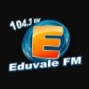 Rádio Eduvale 104.3 FM