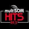 Rádio Multisom Hits 89.5 FM