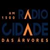 Rádio Cidade das Árvores 1500 AM