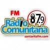 Rádio Comunitária Santa Rita 87.9 FM