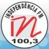 Rádio Independência 100.3 FM