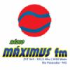 Rádio Maximus 101.5 FM