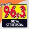 Rádio Nova Stereosom 96.3 FM