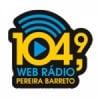 Rádio Pereira Barreto 104.9 FM