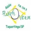 Rádio Planeta Verde 104.9 FM