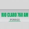 Rádio Rio Claro 760 AM