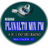 Rádio Planalto Mix FM